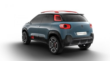 Citroën C-Aircross Concept arrière