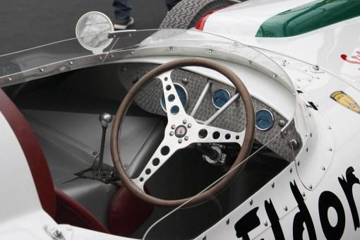 Intérieur Maserati 420M/58 « Eldorado »