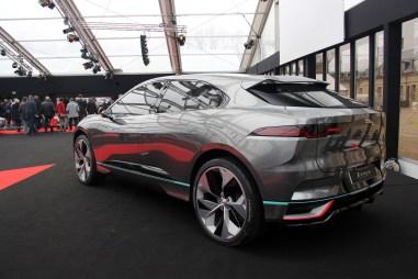 Jaguar I-Pace arrière