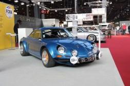 "Alpine A110 ""Berlinette"" Rétromobile"