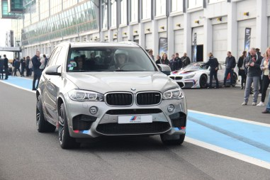 BMW X5M Magny Cours 8