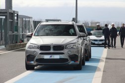 BMW X5M Magny Cours