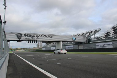 Circuit Magny Cours BMW