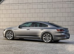 Volkswagen Arteon arrière gris