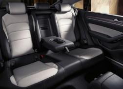 Volkswagen Arteon banquette arrière intérieur