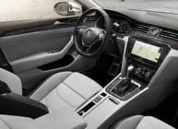 Volkswagen Arteon inérieur gris