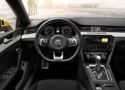 Volkswagen Arteon intérieur r-line noir