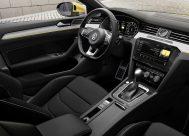 Volkswagen Arteon intérieur r-line nori