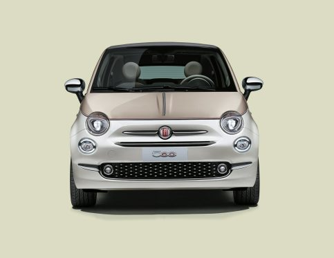 Fiat 500 60ème anniversaire