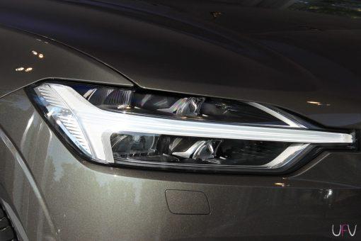 Feu avant nouveau Volvo XC60