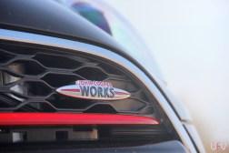 Mini John Cooper Works Cabrio logo calandre