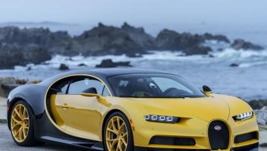 Photo of La première Bugatti Chiron est arrivée aux Etats-Unis