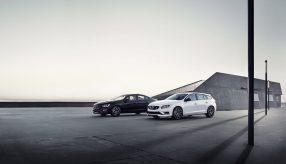 Volvo S60 et V60 Polestar 2018