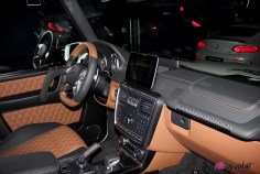 Mercedes-Maybach G650 Francfort 2017