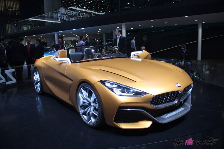 BMW Z4 Concept Francfort 2017