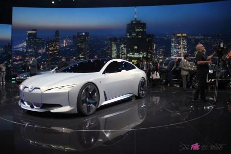 BMW i Vision Dynamics Concept Francfort 2017