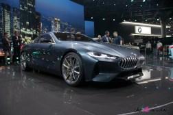 BMW Série 8 Concept Francfort 2017
