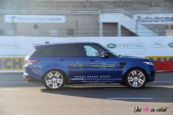 Jaguar Land Rover Festival Montlhéry 2017