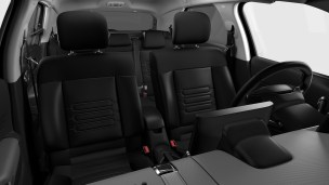 Citroën C4 Cactus 2017 intérieur