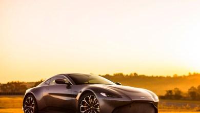 Photo of Nouvelle Aston Martin Vantage : le sport à la crème anglaise