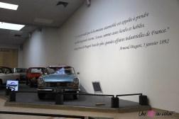 Musée de l'Aventure Peugeot 2017