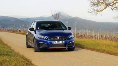Photo of Road-trip hivernal en Peugeot 308 GTi