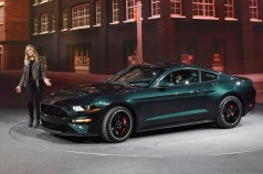 Ford Mustang Bullitt Detroit 2018 Molly McQueen
