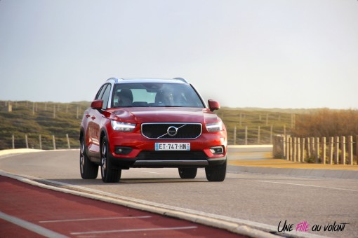 Volvo XC40 Momentum 2018