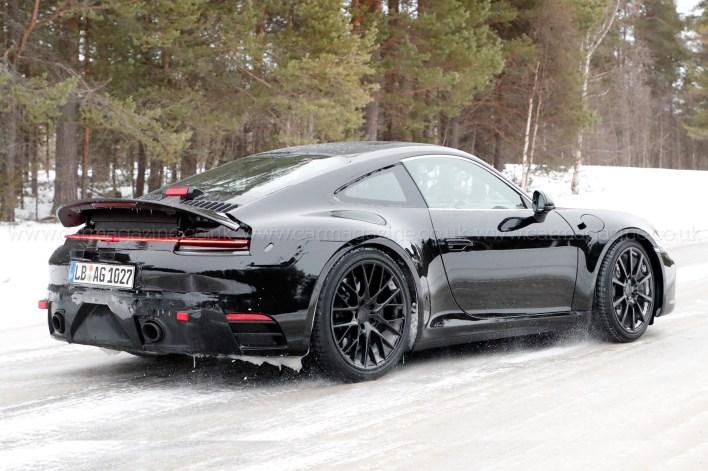 Porsche 911 (992) 2018
