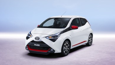 Photo of Genève 2018 : Toyota restyle sa petite Aygo