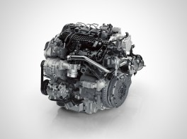 Drive-E 4 cylindres Diesel - D3/D2 Volvo CX40