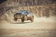 Ford Ranger Raptor saut