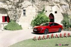Peugeot 508 GT Line rouge ultimate statique essence