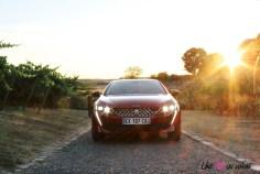 Peugeot 508 GT Line PureTech 180 EAT8 avant feux signature lumineuse