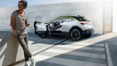 Photo of Opel GT X Experimental Concept : place au futur