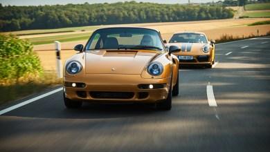 Photo of Porsche 911 « Project Gold » : perle rare