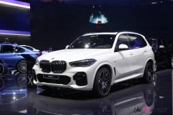 BMW X5 Mondial auto Paris 2018