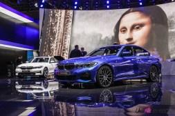 BMW Série 3 Mondial auto Paris 2018
