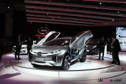 GAC Enverge Mondial auto Paris 2018