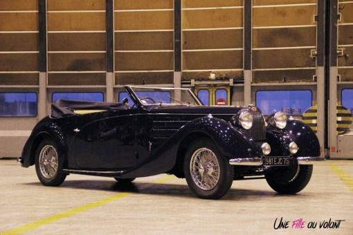 Bugatti, Type 57, Cabriolet, Graber, artcurial, rétromobile