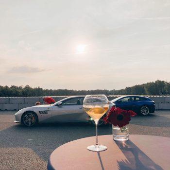Ferrari GTC4 Lusso 812 Superfast Mortefontaine essai