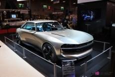 Peugeot e-Legend Concept Rétromobile 2019