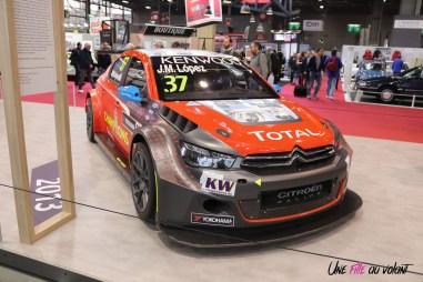 Citroën C4 WRC Rétromobile 2019