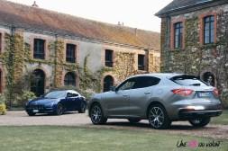 Maserati Ghibli Levante SUV berline