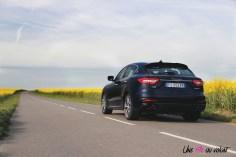 Maserati Levante 2019 arrière feux V6 essence SUV