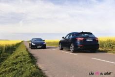 Maserati Levante Ghibli berline SUV statique