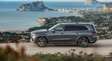 Mercedes GLS 2019 2