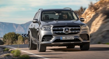 Mercedes GLS 2019 4