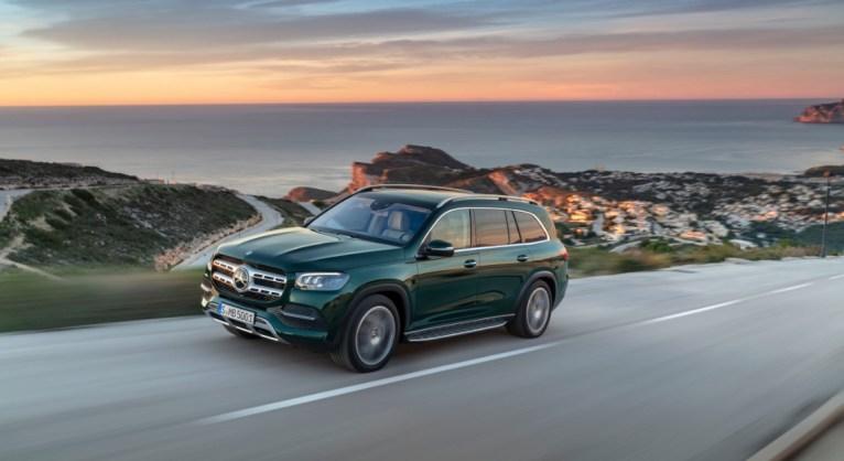 Mercedes GLS 2019 9