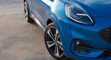 Ford Puma 2019 détails jantes feux